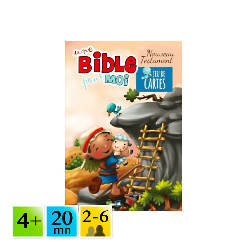 Jeu de cartes – Nouveau Testament