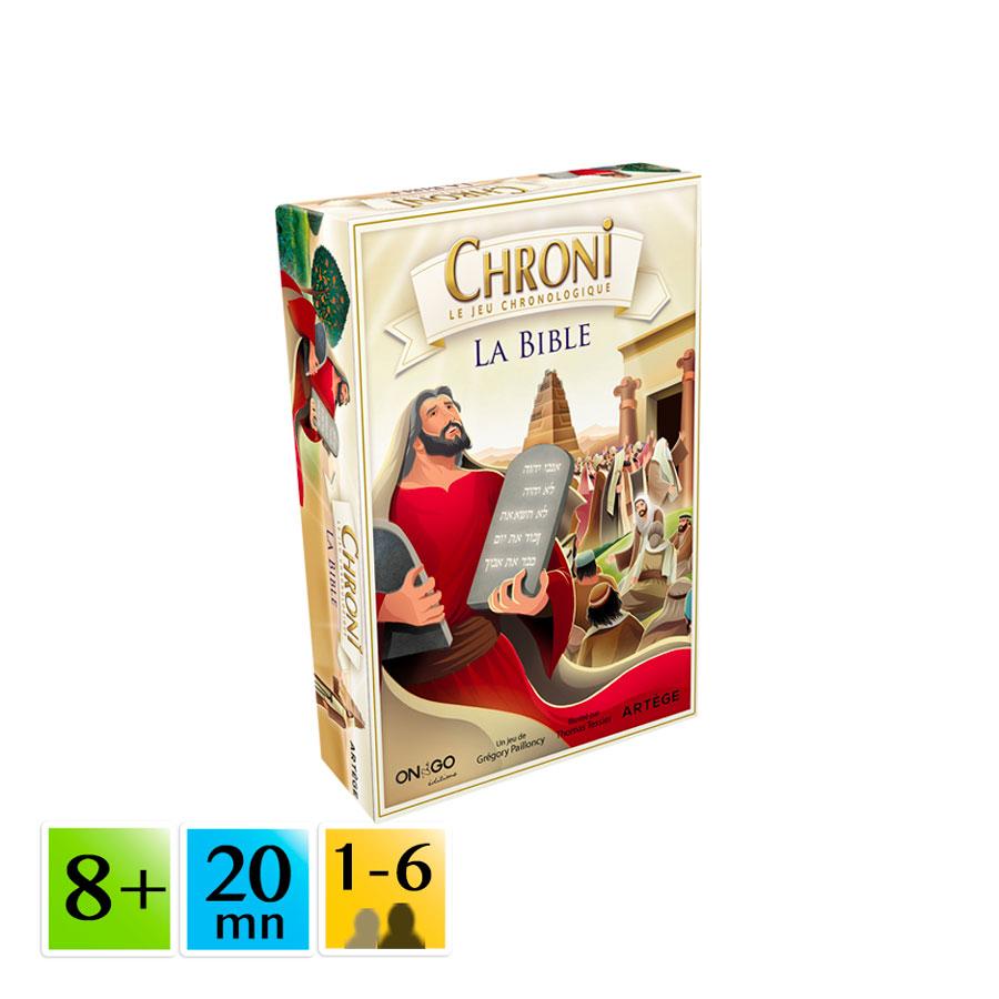 Chroni – La Bible