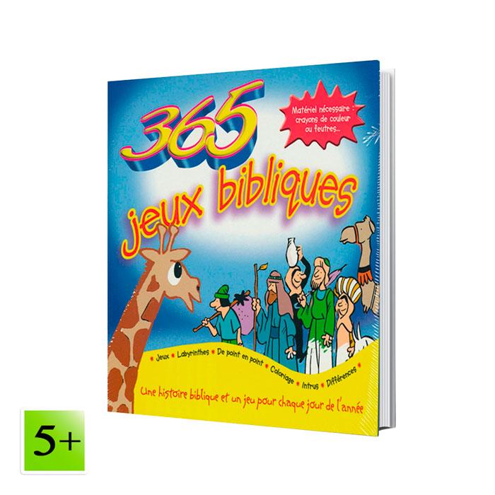 365 jeux bibliques